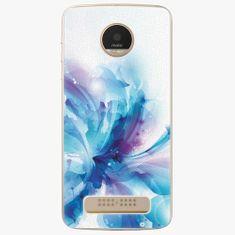 iSaprio Plastový kryt - Abstract Flower - Lenovo Moto Z Play