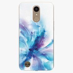iSaprio Plastový kryt - Abstract Flower - LG K10 2017