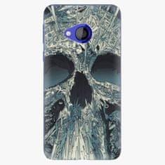 iSaprio Plastový kryt - Abstract Skull - HTC U Play