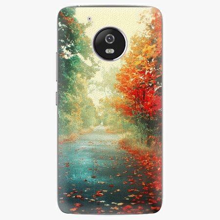iSaprio Plastový kryt - Autumn 03 - Lenovo Moto G5