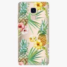 iSaprio Plastový kryt - Pineapple Pattern 02 - Huawei Honor 7 Lite