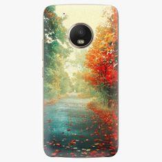 iSaprio Plastový kryt - Autumn 03 - Lenovo Moto G5 Plus