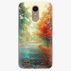 iSaprio Plastový kryt - Autumn 03 - LG K10 2017