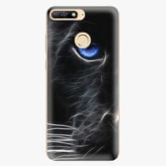 iSaprio Plastový kryt - Black Puma - Huawei Y6 Prime 2018
