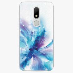 iSaprio Plastový kryt - Abstract Flower - Lenovo Moto M