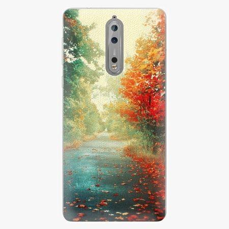 iSaprio Plastový kryt - Autumn 03 - Nokia 8