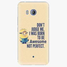iSaprio Plastový kryt - Be Awesome - HTC U11