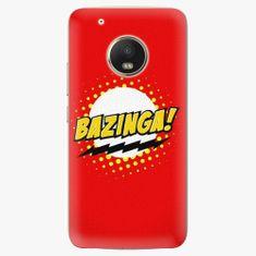 iSaprio Plastový kryt - Bazinga 01 - Lenovo Moto G5 Plus