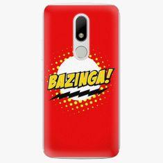 iSaprio Plastový kryt - Bazinga 01 - Lenovo Moto M