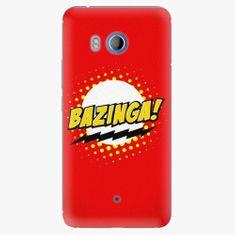 iSaprio Plastový kryt - Bazinga 01 - HTC U11