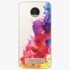 iSaprio Plastový kryt - Color Splash 01 - Lenovo Moto Z Play