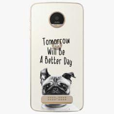 iSaprio Plastový kryt - Better Day 01 - Lenovo Moto Z Play