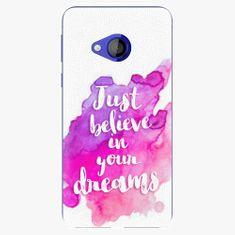 iSaprio Plastový kryt - Believe - HTC U Play