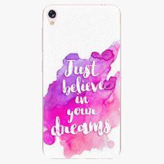 iSaprio Plastový kryt - Believe - Asus ZenFone Live ZB501KL
