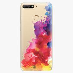 iSaprio Plastový kryt - Color Splash 01 - Huawei Y6 Prime 2018