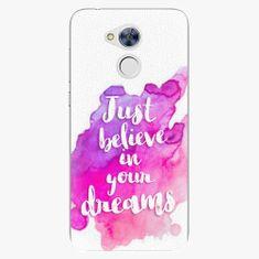 iSaprio Plastový kryt - Believe - Huawei Honor 6A