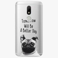 iSaprio Plastový kryt - Better Day 01 - Lenovo Moto M