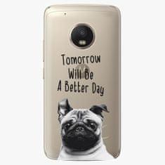 iSaprio Plastový kryt - Better Day 01 - Lenovo Moto G5 Plus