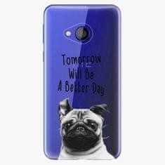 iSaprio Plastový kryt - Better Day 01 - HTC U Play
