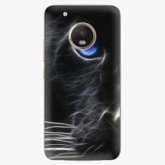 iSaprio Plastový kryt - Black Puma - Lenovo Moto G5 Plus