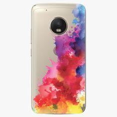 iSaprio Plastový kryt - Color Splash 01 - Lenovo Moto G5 Plus
