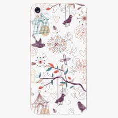 iSaprio Plastový kryt - Birds - Asus ZenFone Live ZB501KL