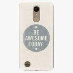 iSaprio Plastový kryt - Awesome 02 - LG K10 2017