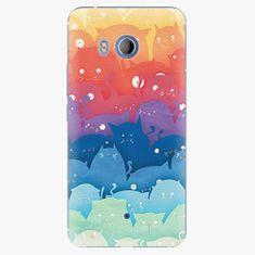 iSaprio Plastový kryt - Cats World - HTC U11