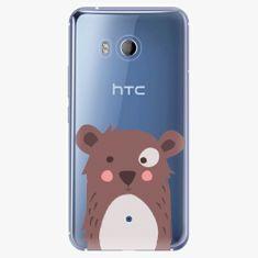 iSaprio Plastový kryt - Brown Bear - HTC U11