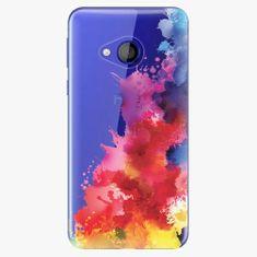 iSaprio Plastový kryt - Color Splash 01 - HTC U Play