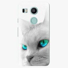 iSaprio Plastový kryt - Cats Eyes - LG Nexus 5X