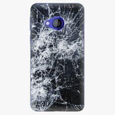 iSaprio Plastový kryt - Cracked - HTC U Play
