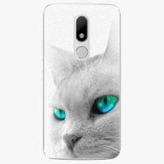iSaprio Plastový kryt - Cats Eyes - Lenovo Moto M