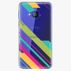 iSaprio Plastový kryt - Color Stripes 03 - HTC U Play
