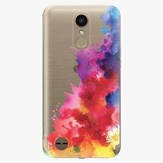 iSaprio Plastový kryt - Color Splash 01 - LG K10 2017
