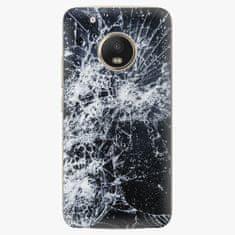 iSaprio Plastový kryt - Cracked - Lenovo Moto G5 Plus