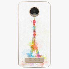 iSaprio Plastový kryt - Eiffel Tower - Lenovo Moto Z Play