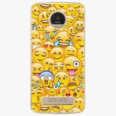 iSaprio Plastový kryt - Emoji - Lenovo Moto Z Play