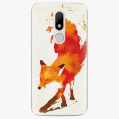 iSaprio Plastový kryt - Fast Fox - Lenovo Moto M