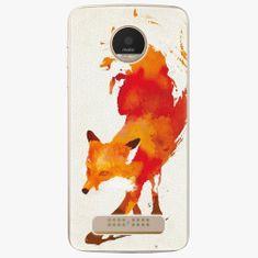 iSaprio Plastový kryt - Fast Fox - Lenovo Moto Z Play
