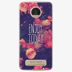 iSaprio Plastový kryt - Enjoy Today - Lenovo Moto Z Play