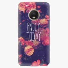 iSaprio Plastový kryt - Enjoy Today - Lenovo Moto G5 Plus