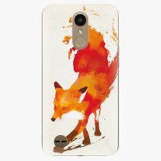 iSaprio Plastový kryt - Fast Fox - LG K10 2017