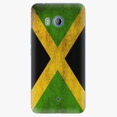 iSaprio Plastový kryt - Flag of Jamaica - HTC U11