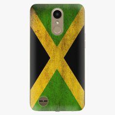 iSaprio Plastový kryt - Flag of Jamaica - LG K10 2017