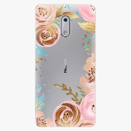 iSaprio Plastový kryt - Golden Youth - Nokia 6