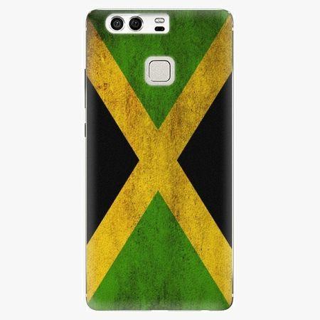 iSaprio Plastový kryt - Flag of Jamaica - Huawei P9