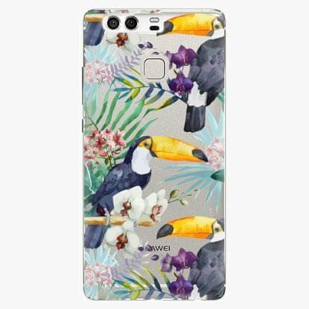 iSaprio Plastový kryt - Tucan Pattern 01 - Huawei P9