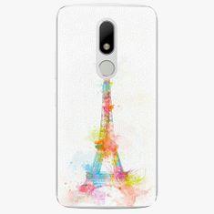 iSaprio Plastový kryt - Eiffel Tower - Lenovo Moto M
