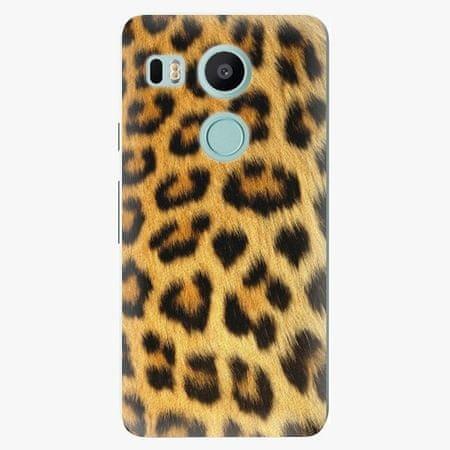 iSaprio Plastový kryt - Jaguar Skin - LG Nexus 5X